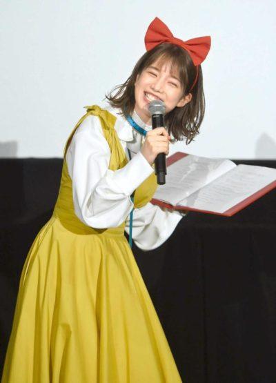 弘中綾香ドラミちゃん