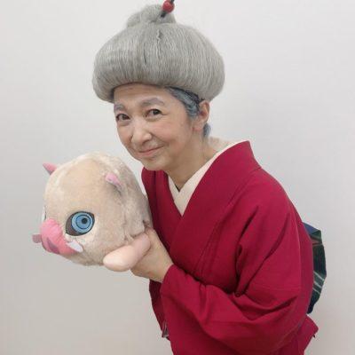 ひさ-宮崎美子