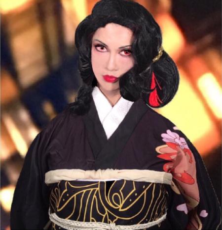 鬼舞辻無惨-叶恭子