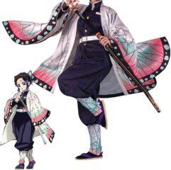 胡蝶しのぶコスプレ衣装