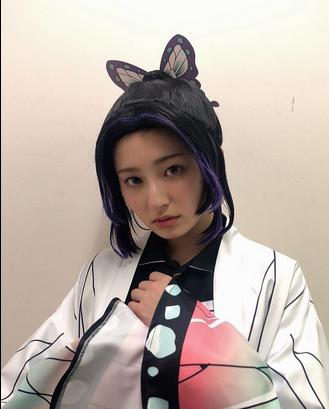 胡蝶しのぶ-吉川愛
