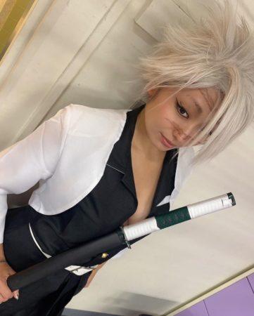 不死川実弥-安藤美姫