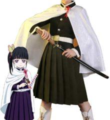 栗花落カナヲコスプレ衣装